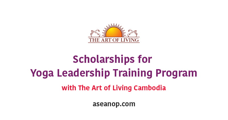 Call For Application Yoga Leadership Training Program For University Student
