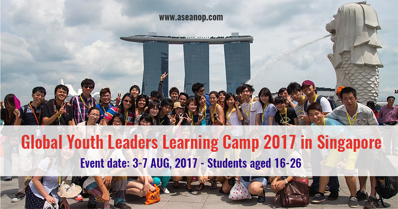 Global Youth Leaders Travel And Learning Camp