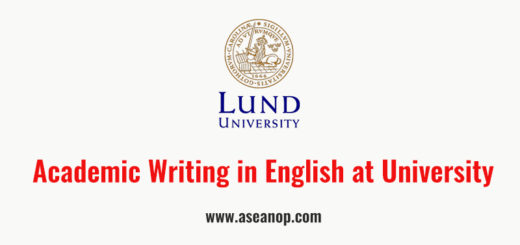 University online writing