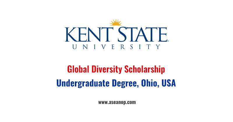 Kent State University Global Diversity Scholarship