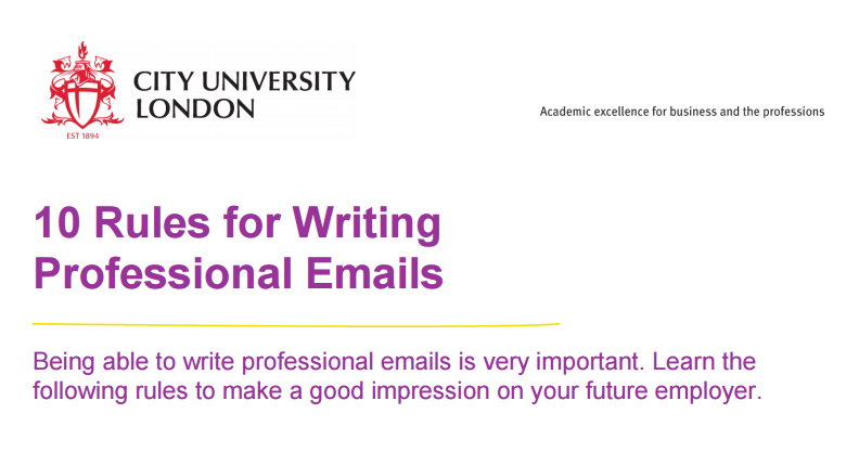 10 important rules for writing professional email in english by city there are many types of email writing it can be writing email to friends family or professional thecheapjerseys Image collections