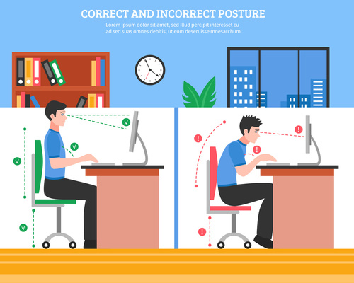 body posture using computer Amazoncom: computer posture from the community amazon try prime all  body shape, and evenly distributes the weight for balance and posture.