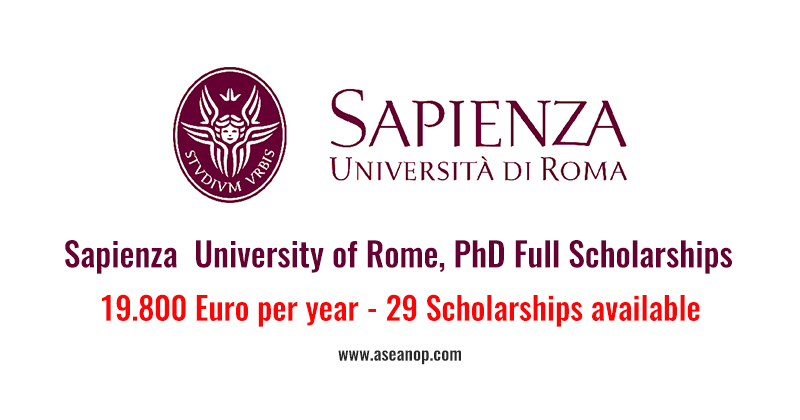 sapienza university from the capital admissions essay