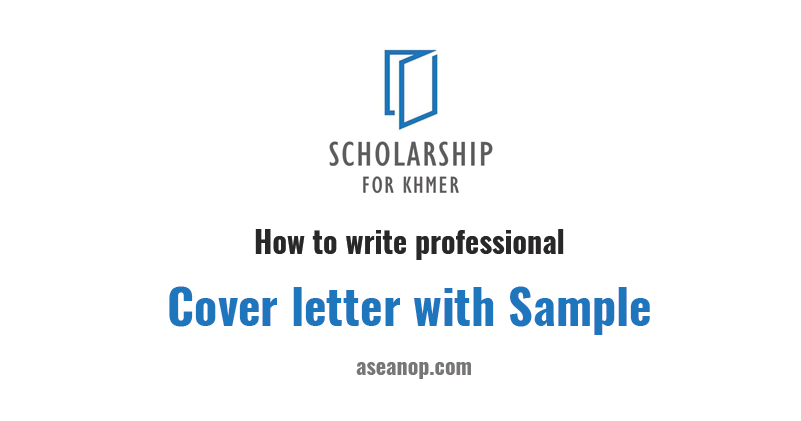 Free Guide Book On How To Write Application Letter (Cover Letter)  How To Write A Professional Cover Letter