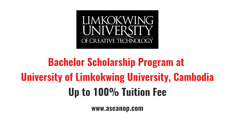 Bachelor Scholarship Program At University Of Limkokwing