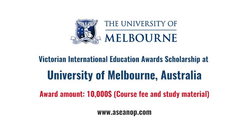 Study australia scholarships