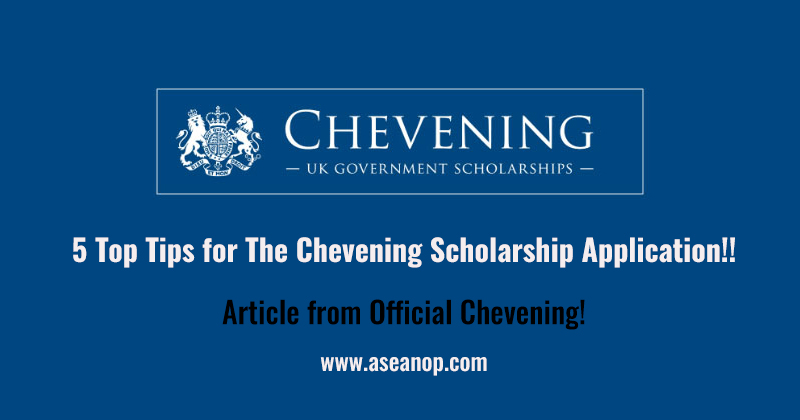 chevening scholarship essay Applications for 2018/2019 chevening scholarships and some chevening  fellowships will open at 12:00pm bst (midday uk time) on 7.