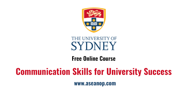 Free Online Course: Communication Skills for University Success