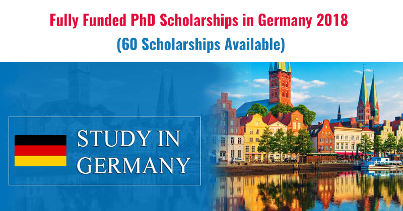Fully Funded IMPRS International PhD Scholarships 2018