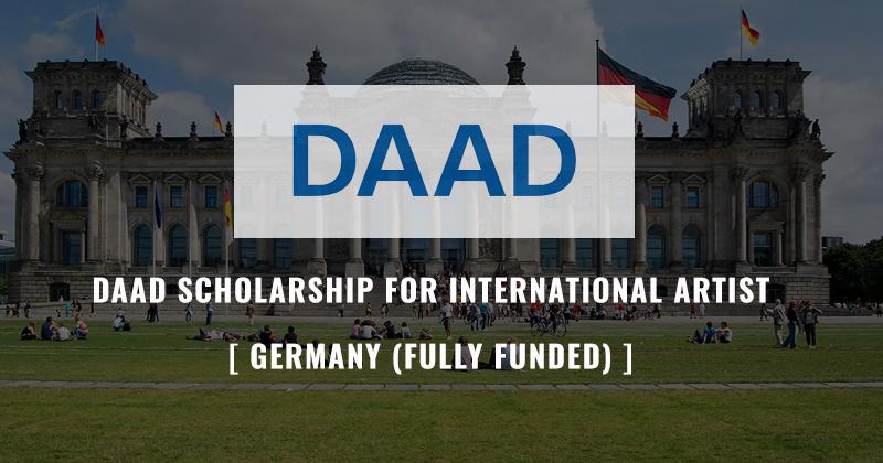 daad scholarship 2018/19