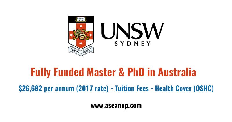 Master thesis visa australia