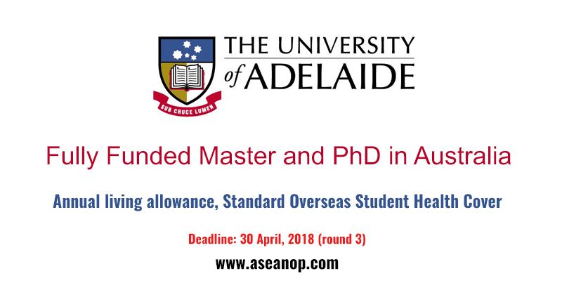 Online phd australia university