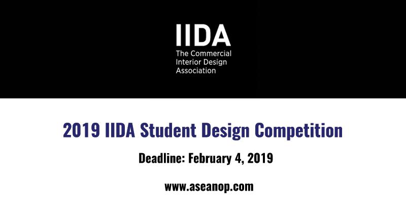 2019 IIDA Student Design Competition - ASEAN Scholarship