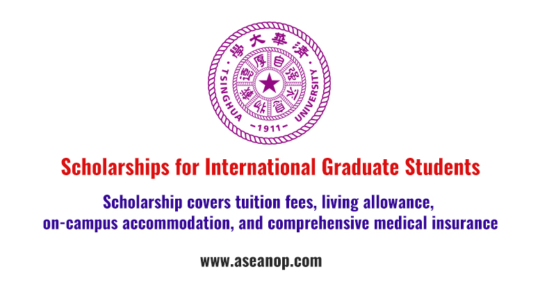 Scholarships for International Graduate Students - ASEAN