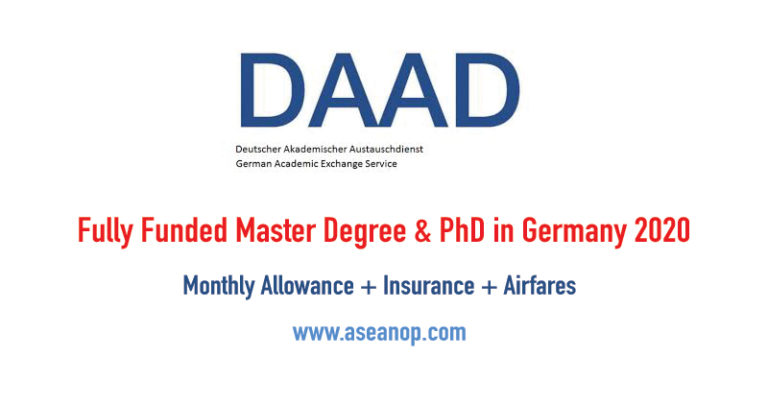 PhD-Doctor Archives - ASEAN Scholarship Information