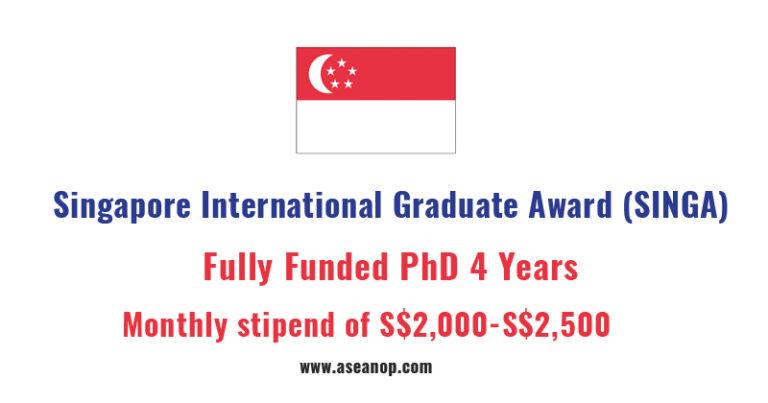ASEAN Scholarship Information - Scholarships for ASEAN Students