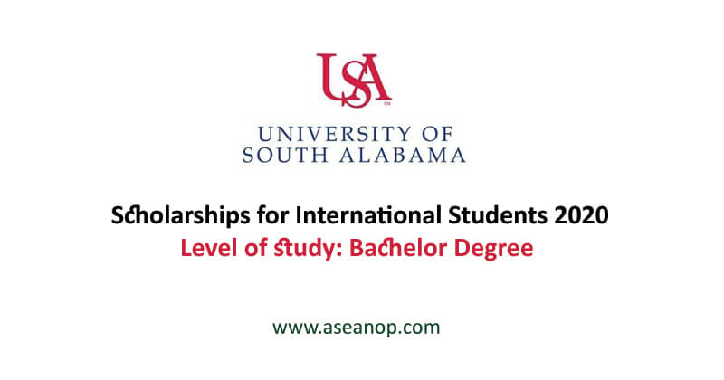 Scholarships for International Students at University of ...
