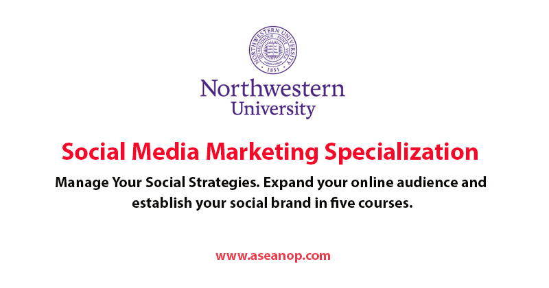 Social Media Marketing Specialization