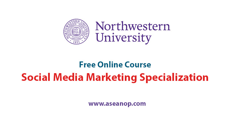 Social Media Marketing Specialization (Free Online Course)