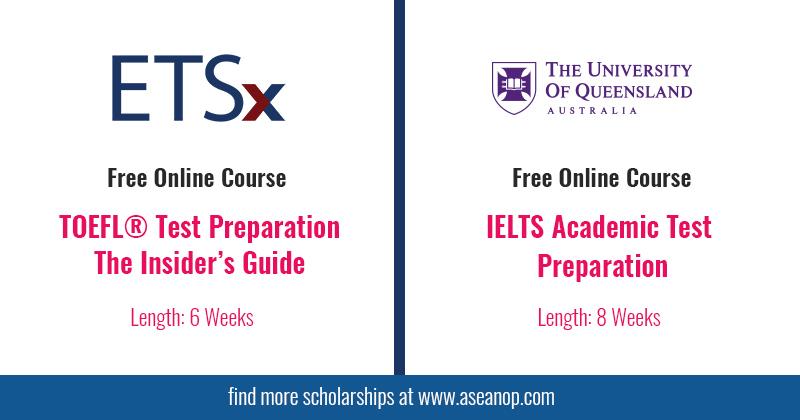 TOEFL® Test and IELTS Academic Test Preparation