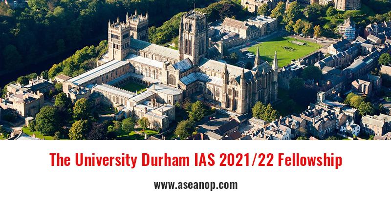 The University Durham IAS 2021/22 Fellowship