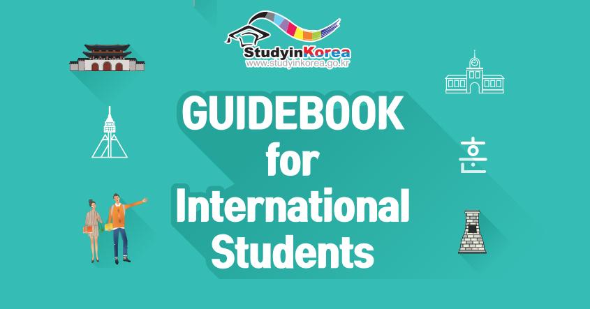 Study in Korea Guidebook for International Students 2021