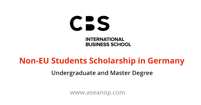 Students Scholarship at CBS International Business Scholarship in Germany