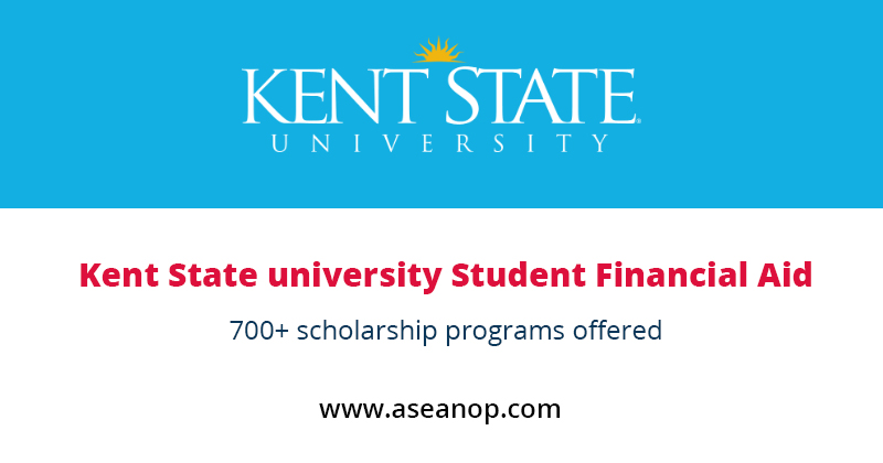 Kent State university Student Financial Aid for International Students