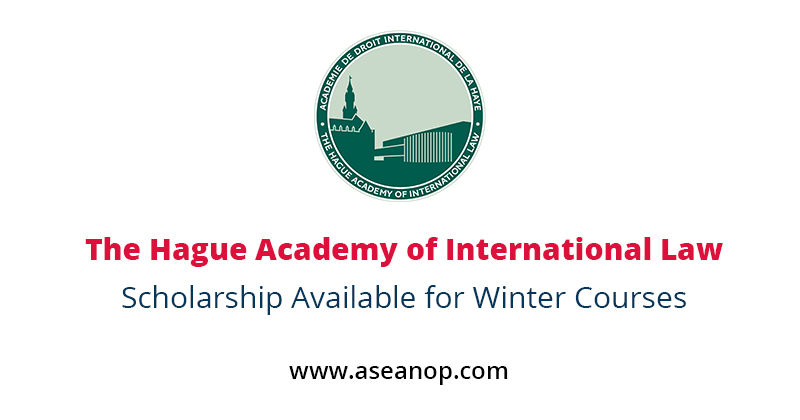 The Hague Academy of International Law - Winter Courses