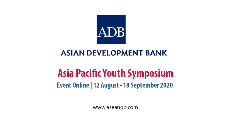 Asia Pacific Youth Symposium by ADB