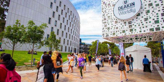 Deakin University Global Health Leaders funding for International Students in Australia