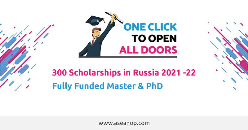 300 Scholarships in Russia - Registration for Open Doors