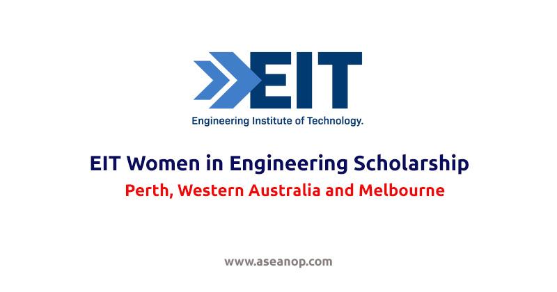 EIT Women in Engineering Scholarship in Australia