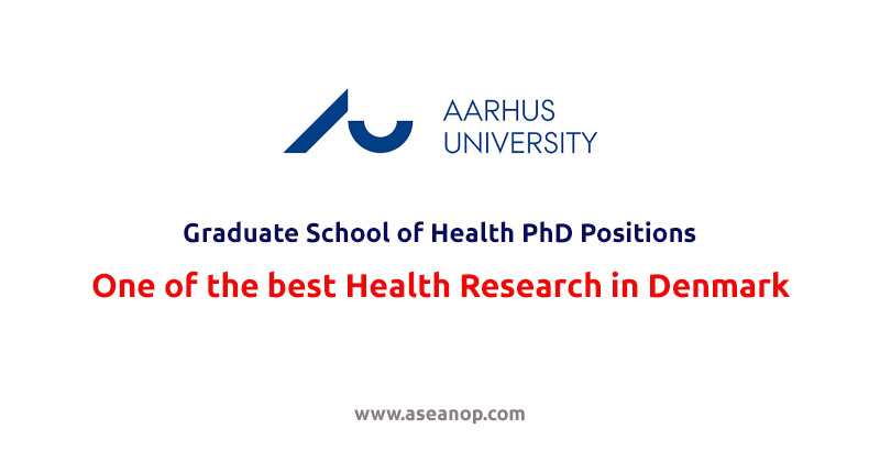 Aarhus University Graduate School of Health in Denmark