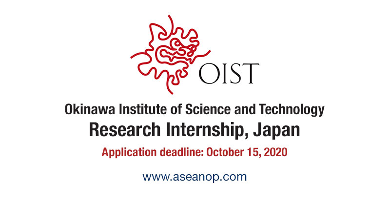 Okinawa Institute of Science and Technology Internship