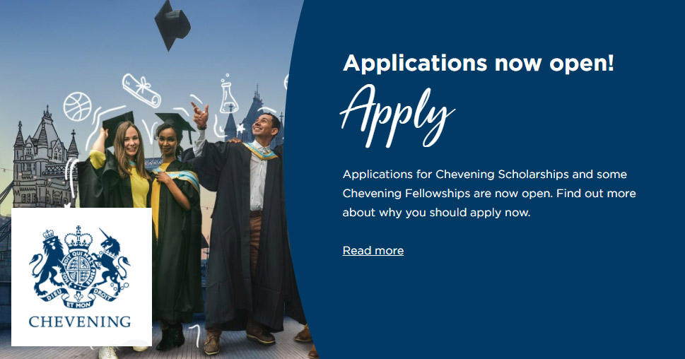 Chevening Scholarship 2021-22 (Fully Funded) - ASEAN ...