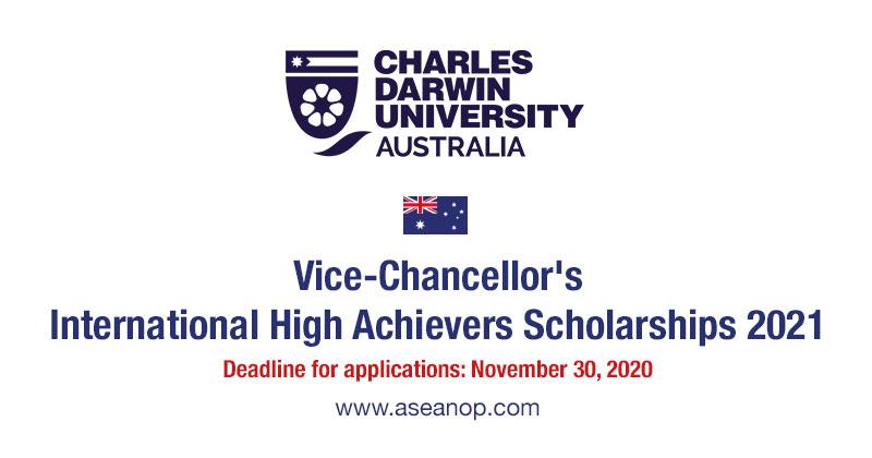 Charles Darwin University Vice