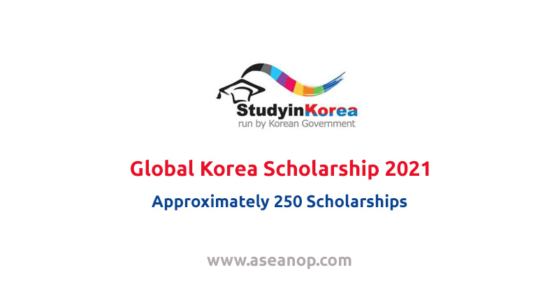 Global Korea Scholarship 2021