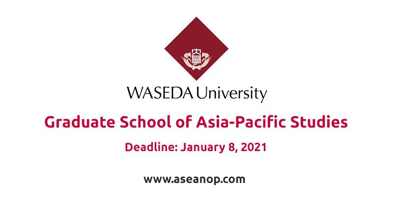 Waseda University Graduate School of Asia-Pacific Studies