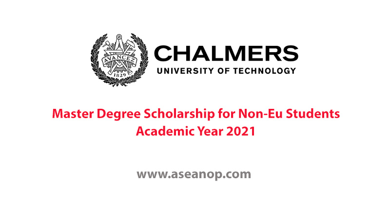 Chalmers University of Technology Avancez Scholarships