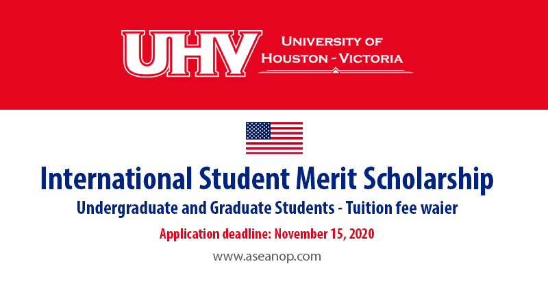 University of Houston - Victoria International Student ...