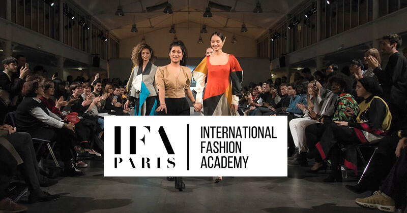 IFA Paris Fashion School Scholarship 2021