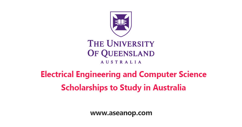 The University of Queensland Electrical Engineering and Computer Science Scholarships