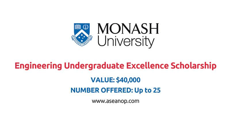 Monash University Engineering International Undergraduate