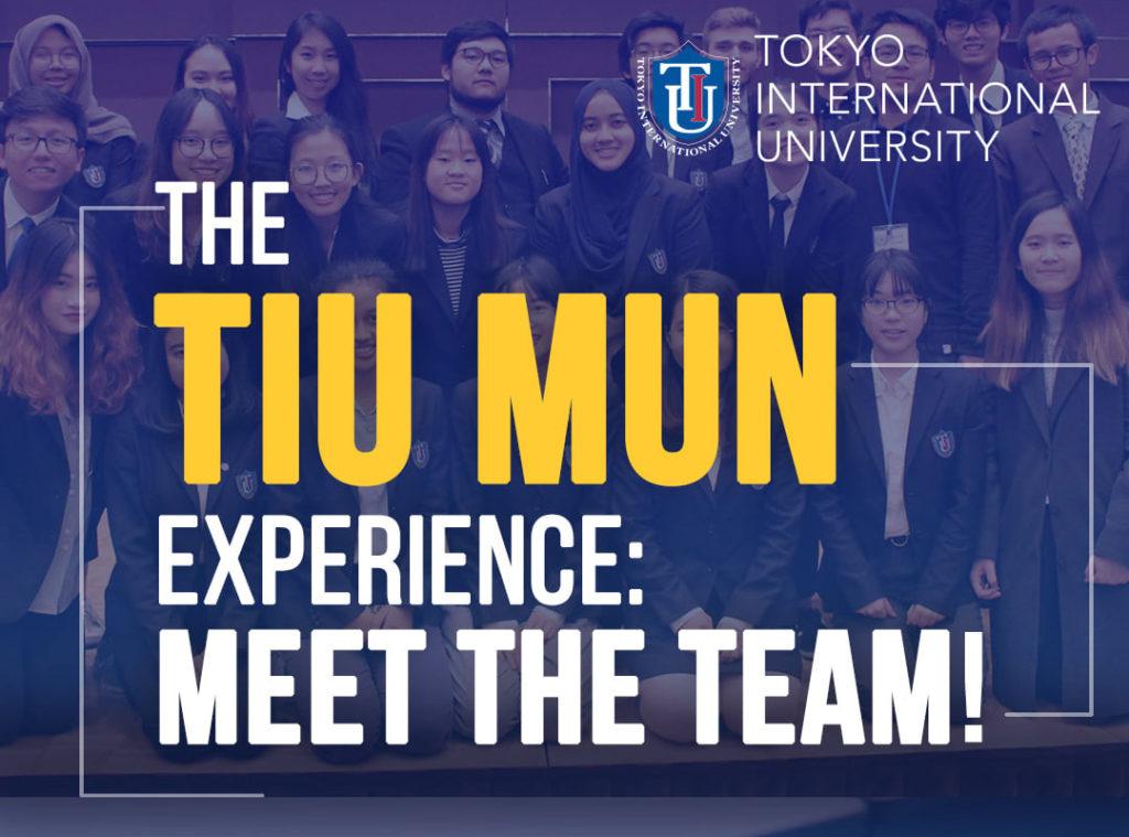 Tokyo International University Model United Nations