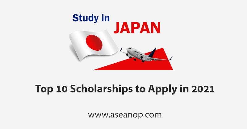 Japan in phd scholarship