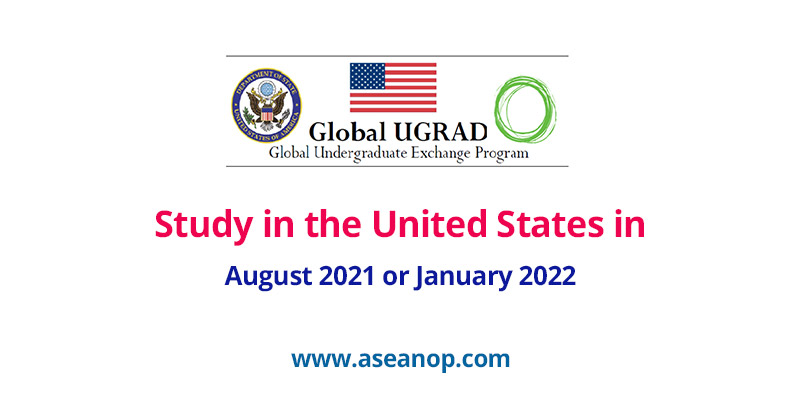 Global Undergraduate Exchange Program (Global UGRAD) 2021