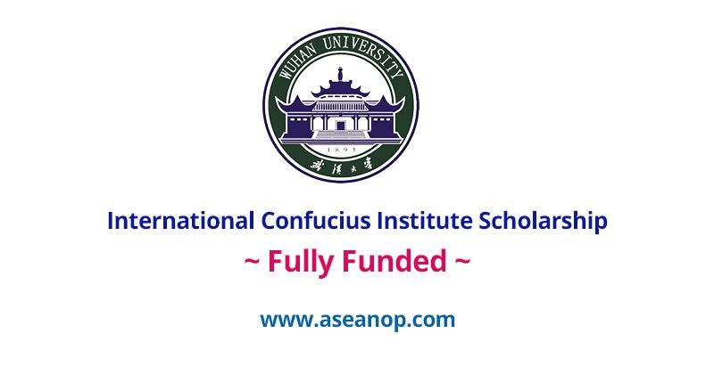Fully Funded International Confucius Institute Scholarship